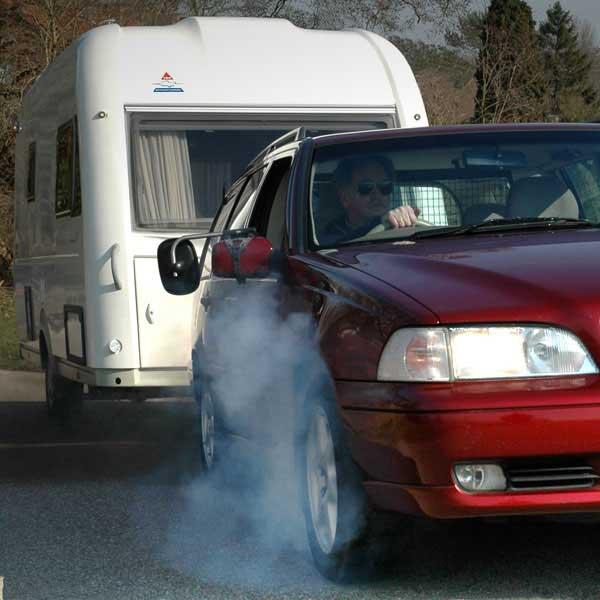 Outfit Matching Car and Caravan
